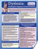 Dyslexia  Strategies  Supports and Interventions