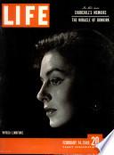 14 f�vr. 1949