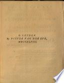 Echtzangen voor den weledelen heere m{r}. Pieter de La Court, A.Z. en [...] Geertruda Jacoba de Bye