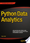 Python Data Analytics