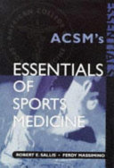 Essentials of Sports Medicine