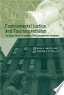 Environmental Justice and Environmentalism