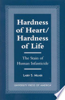 Hardness of Heart hardness of Life