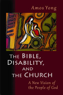 The Bible  Disability  and the Church