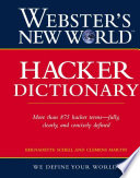 Webster S New World Hacker Dictionary