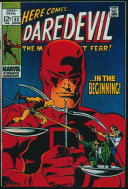 Daredevil The Man Without Fear : and iron man #35-36.