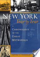 New York Year by Year
