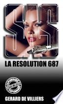 SAS 121 La résolution 687