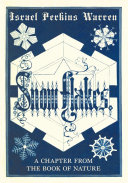 download ebook snow-flakes - a chapter from the book of nature pdf epub
