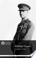 delphi complete works of wilfred owen illustrated