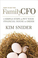 How to Be the Family CFO
