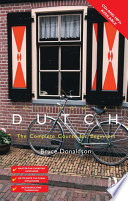 Colloquial Dutch  eBook And MP3 Pack