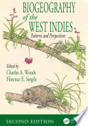 Biogeography of the West Indies