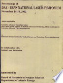 Proceedings of DAE BRNS National Laser Symposium