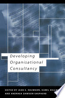 Developing Organisational Consultancy