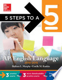 5 Steps to a 5 AP English Language  2014 2015 Edition