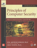 Principles Of Computer Security Fourth Edition