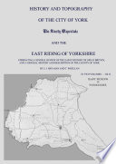 History and Topography of Yorkshire  Volume II  1867