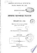 Beretninger om Amternes Okonomiske Tilstand