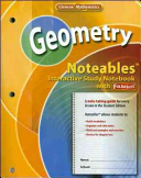 Geometry  Noteables  Interactive Study Notebook with Foldables
