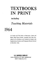 El-Hi Textbooks in Print
