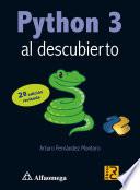 Python 3 Al Descubierto 2a Ed