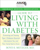 American Medical Association Guide To Living With Diabetes
