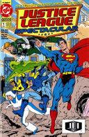 Superman   the Justice League America