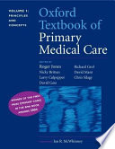 Oxford Textbook of Primary Medical Care