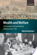 Wealth and Welfare