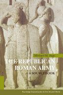 The Republican Roman Army