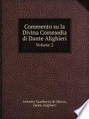 Commento su la Divina Commedia di Dante Alighieri