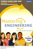 Engineering Mechanics Masteringengineering Access Code