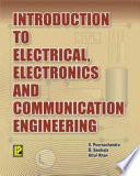 Introduction To Electrical Electronics And Communication Engineering book