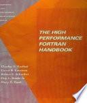 The High Performance Fortran Handbook