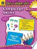Language Skills  Grade 5