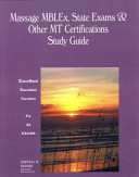 Massage Mblex State Exams Study Guide