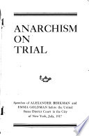Anarchism on Trial