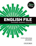 English File third edition: Intermediate: Workbook without key