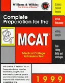 Complete Preparation for the MCAT