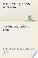Gandalin oder Liebe um Liebe