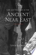 Life and Thought in the Ancient Near East