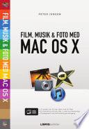 Film  musik   foto med Mac OS X