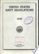 United States Navy Regulations  1948