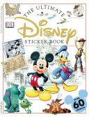 Ultimate Sticker Book  Disney