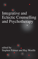 Integrative And Eclectic Counselling And Psychotherapy : psychology award for outstanding professional and scientific contribution...