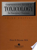 Comprehensive Reviews in Toxicology
