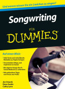 Songwriting f  r Dummies