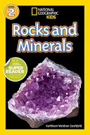 National Geographic Readers  Rocks and Minerals