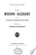 Le missioni salesiane nella Patagonia e regioni magallaniche